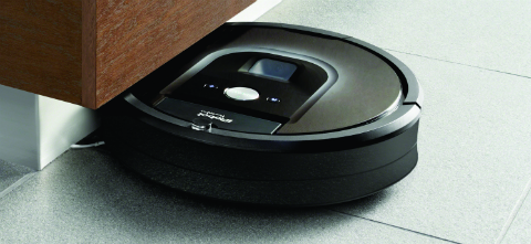 Soluble support helps iRobot prototype new products