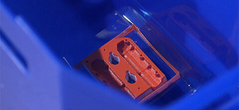 Stratasys Continuous Build 3D Demonstrator Printed Part