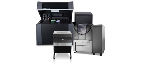PolyJet Systems 3D Printers