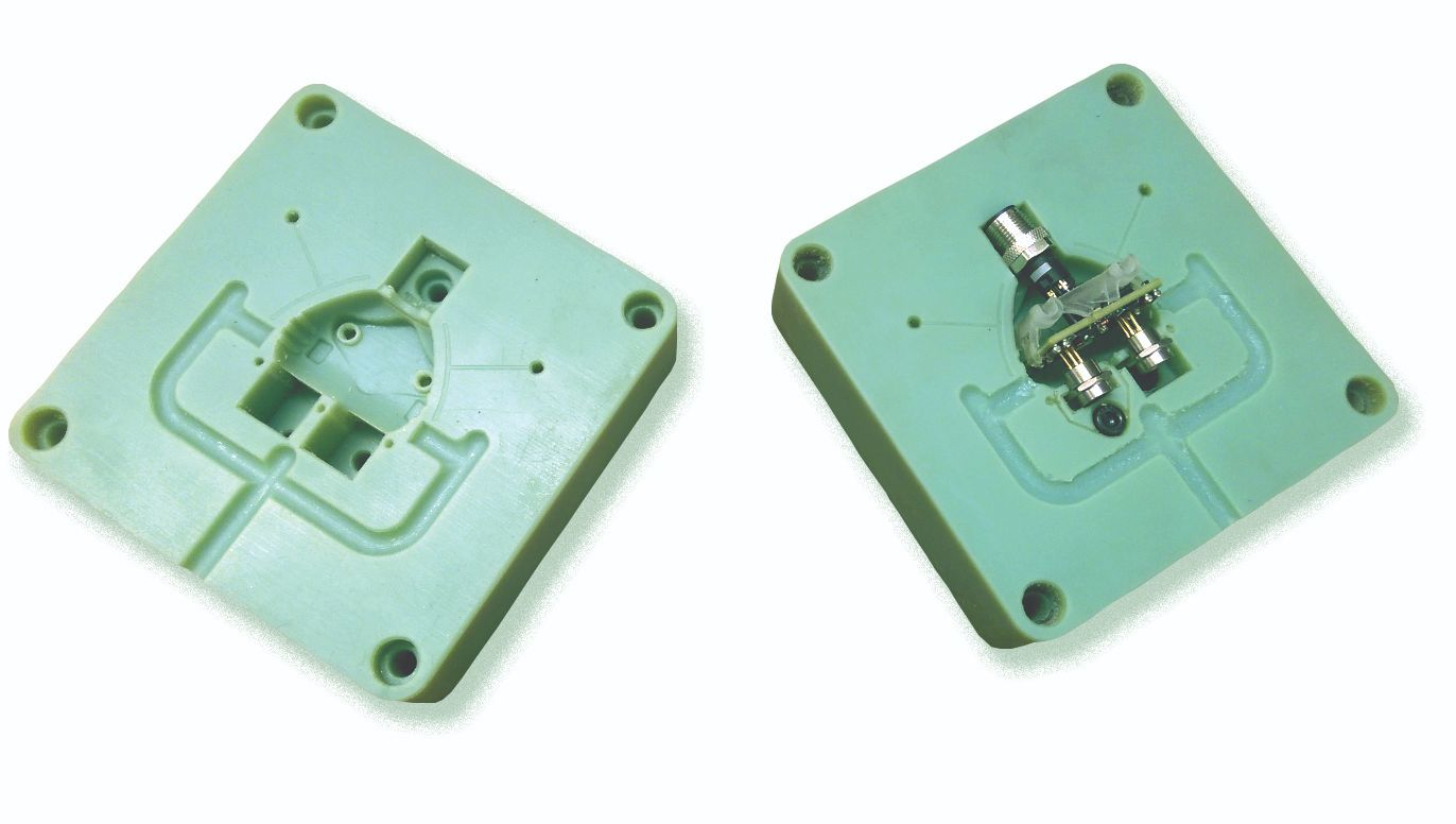 Digital ABS injection mold-Prototypes