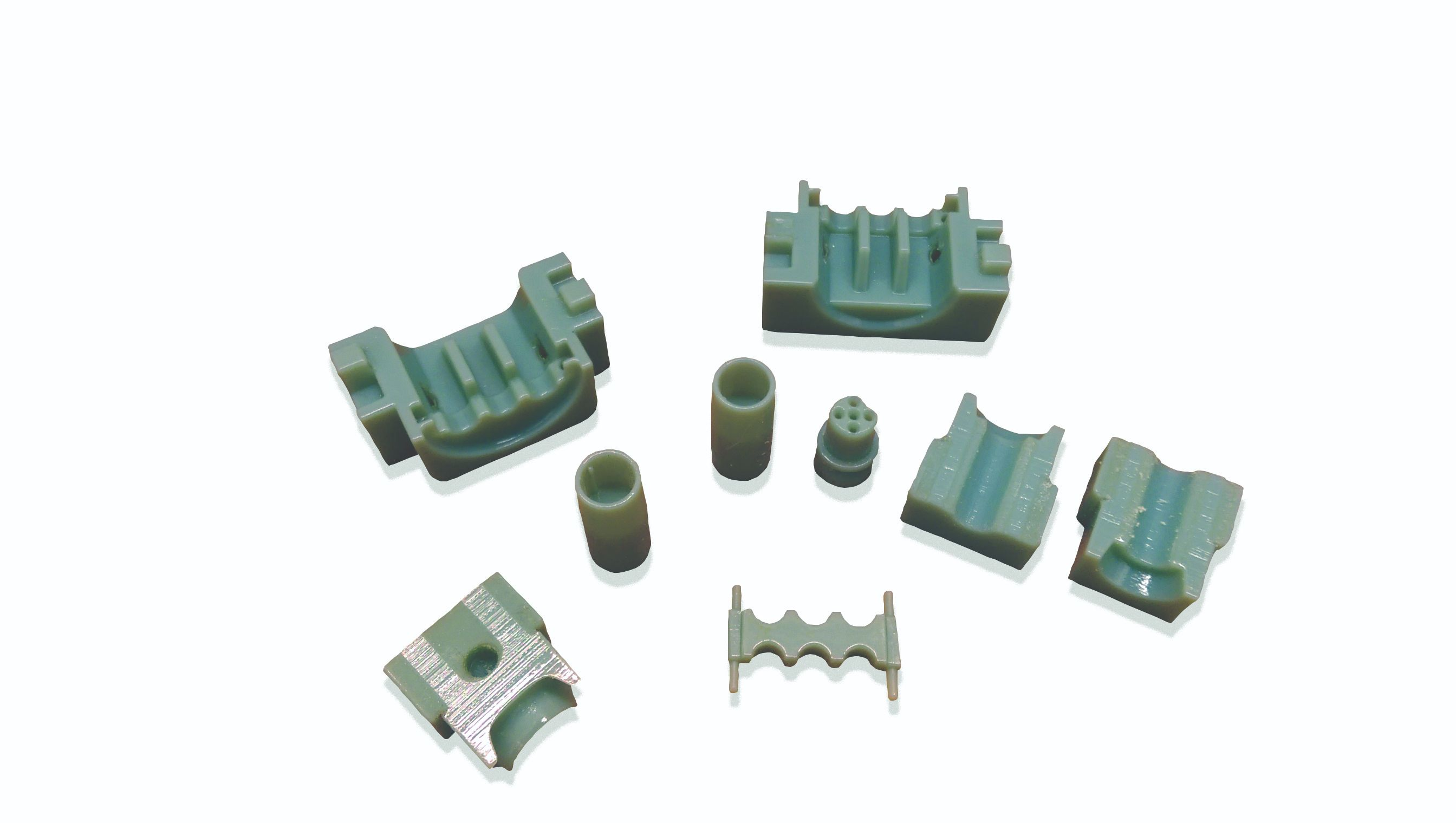 Digital ABS injection mold- Low volume production parts