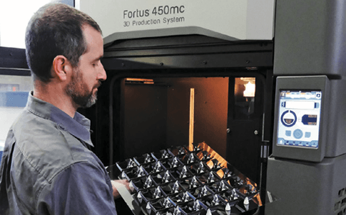 FATHOM, an advanced manufacturing facility, has utilized 3D printing since its inception