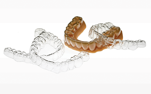 Specialty Appliances, a digital orthodontic laboratory, uses Stratasys 3D printers to help manufacture these invisible retainers. 3D printing has helped the lab expand its business.