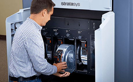 Stratasys materials for Fortus 380mc and 450mc 3D printers