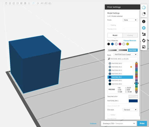 3D Printing Made Easy With GrabCAD Print Software | Stratasys