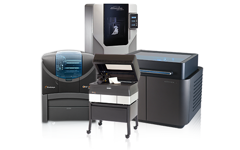 Stratasys Design Series Printer Lineup