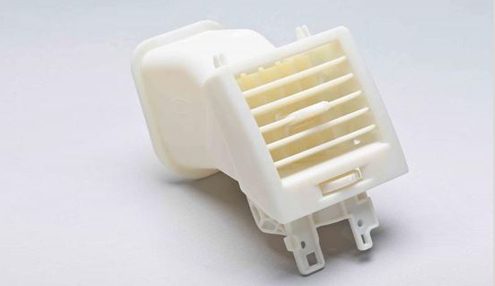 Auto vent printed in High Temperature to withstand hot-air flow testing.