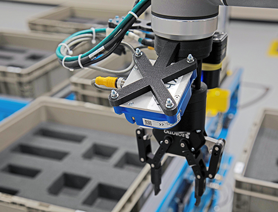 Robotic Machine Arm with 3D Printed Parts