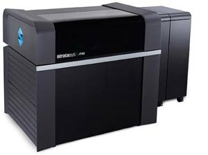 The new Stratasys J750 3D Printer features a large, six-material capacity and new state-of-the-art print heads for one-stop 3D printed realism with maximum uptime and efficiency