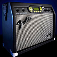 Fender used 3D printing to produce small parts like knobs on the G-DEC® amplifier, which accelerated the time to market by up to 12 months.