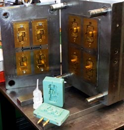 seuffer, injection molds, 3d printing